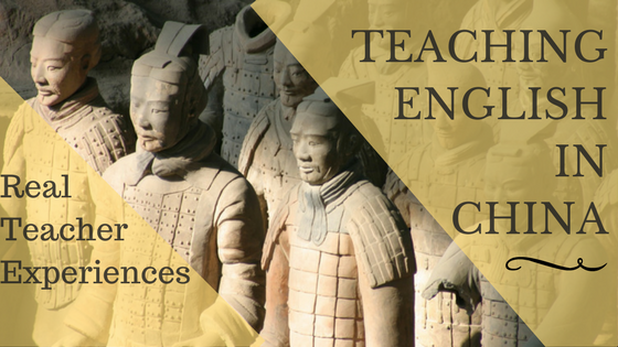 Teaching English in China - Real Teachers' Experiences