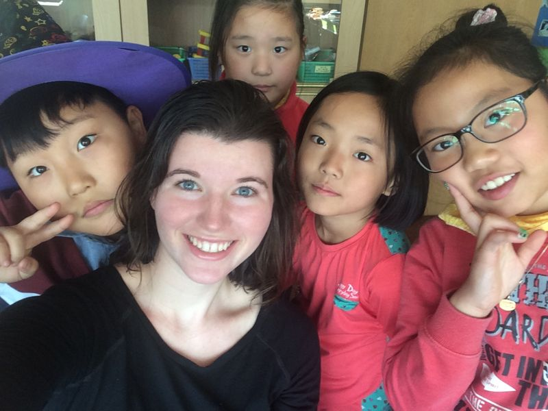 Teaching English in South Korea Teacher Experiences