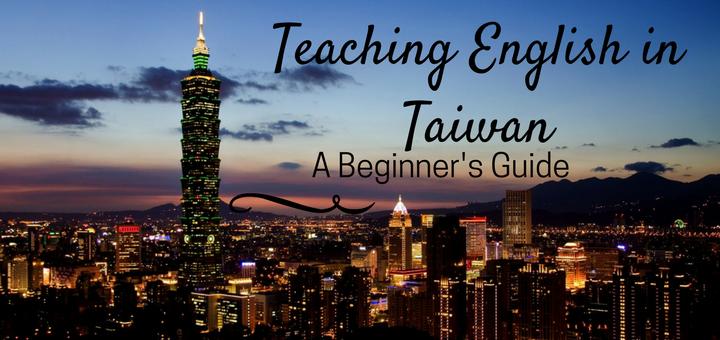 Teaching English in Taiwan TEFL