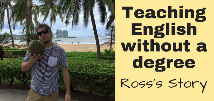 Teaching English without a degree 10