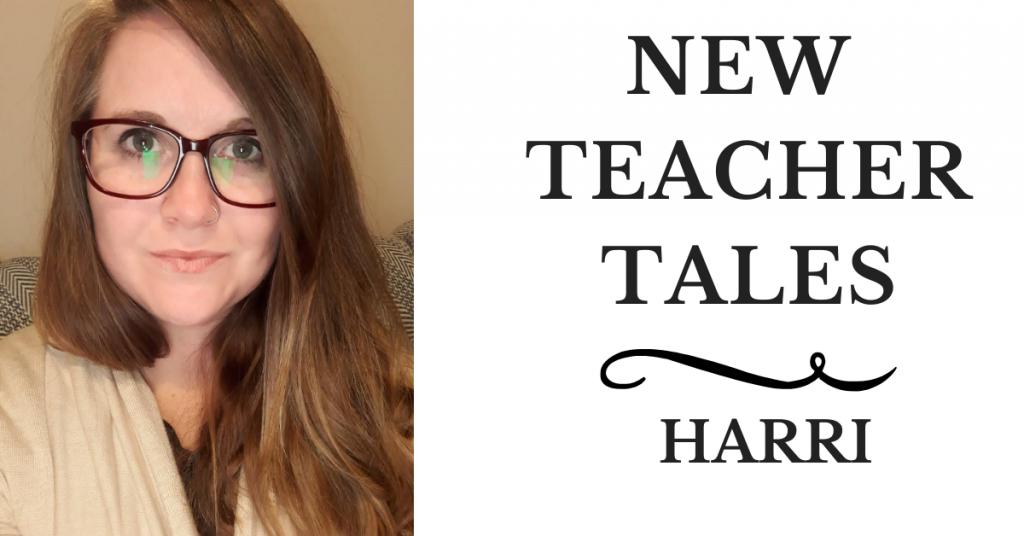 Blog post for new TEFL teacher tales blog
