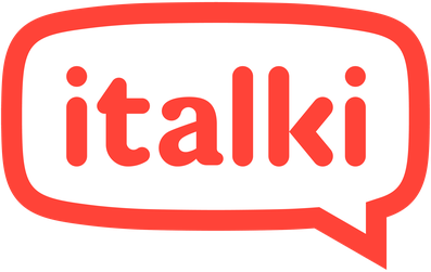 italki logo, one company where you can be teaching English online to Japanese students