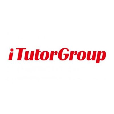 itutor group logo, one of the big online English teaching companies